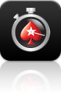 Pokerstars Clock Logo
